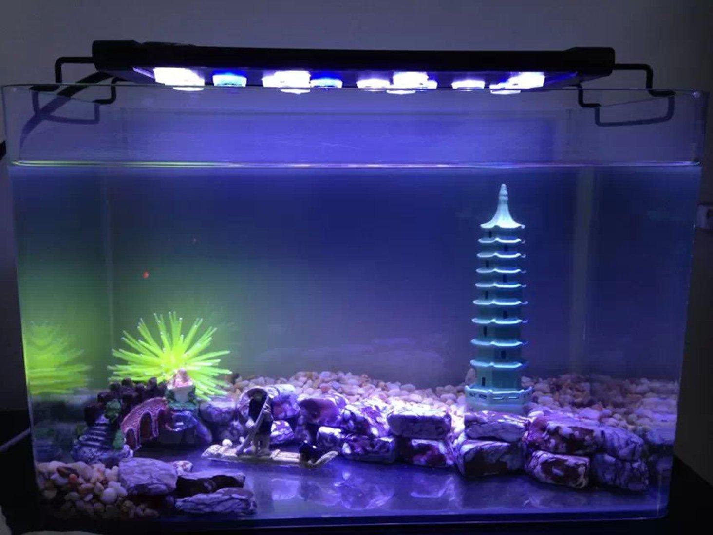 Eco 16 W 30 Cm Akwarium Oświetlenie Led I333