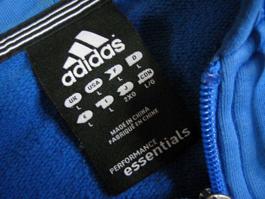 adidas granatowa bluza damska original