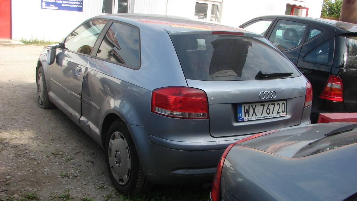 Audi A3 16 Benzyna Po Wypadku 7159671072 Oficjalne Archiwum Allegro