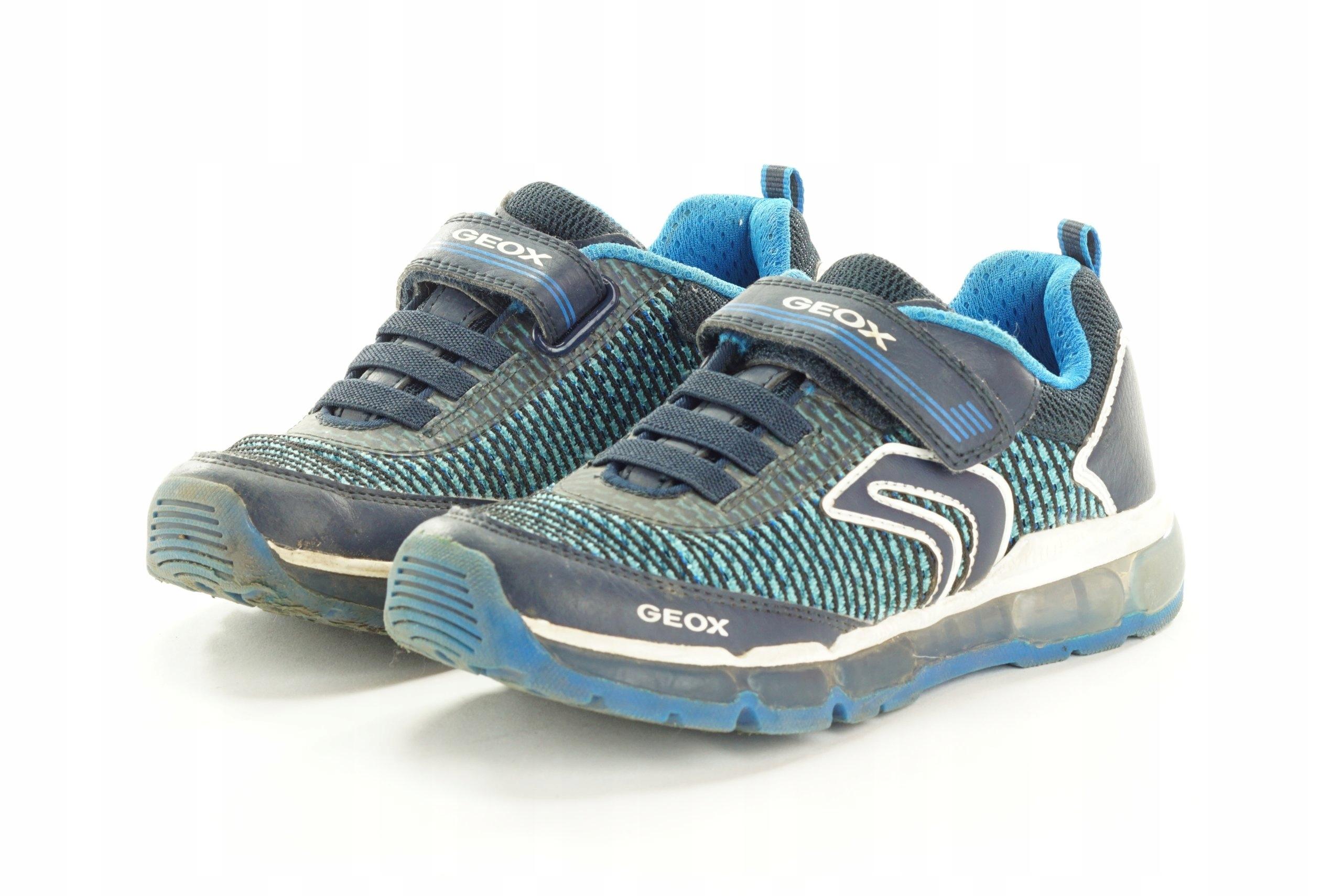 b9cbba25 GEOX świecące buty dziecięce R. 30 Y9 27 - 7615408709 - oficjalne ...