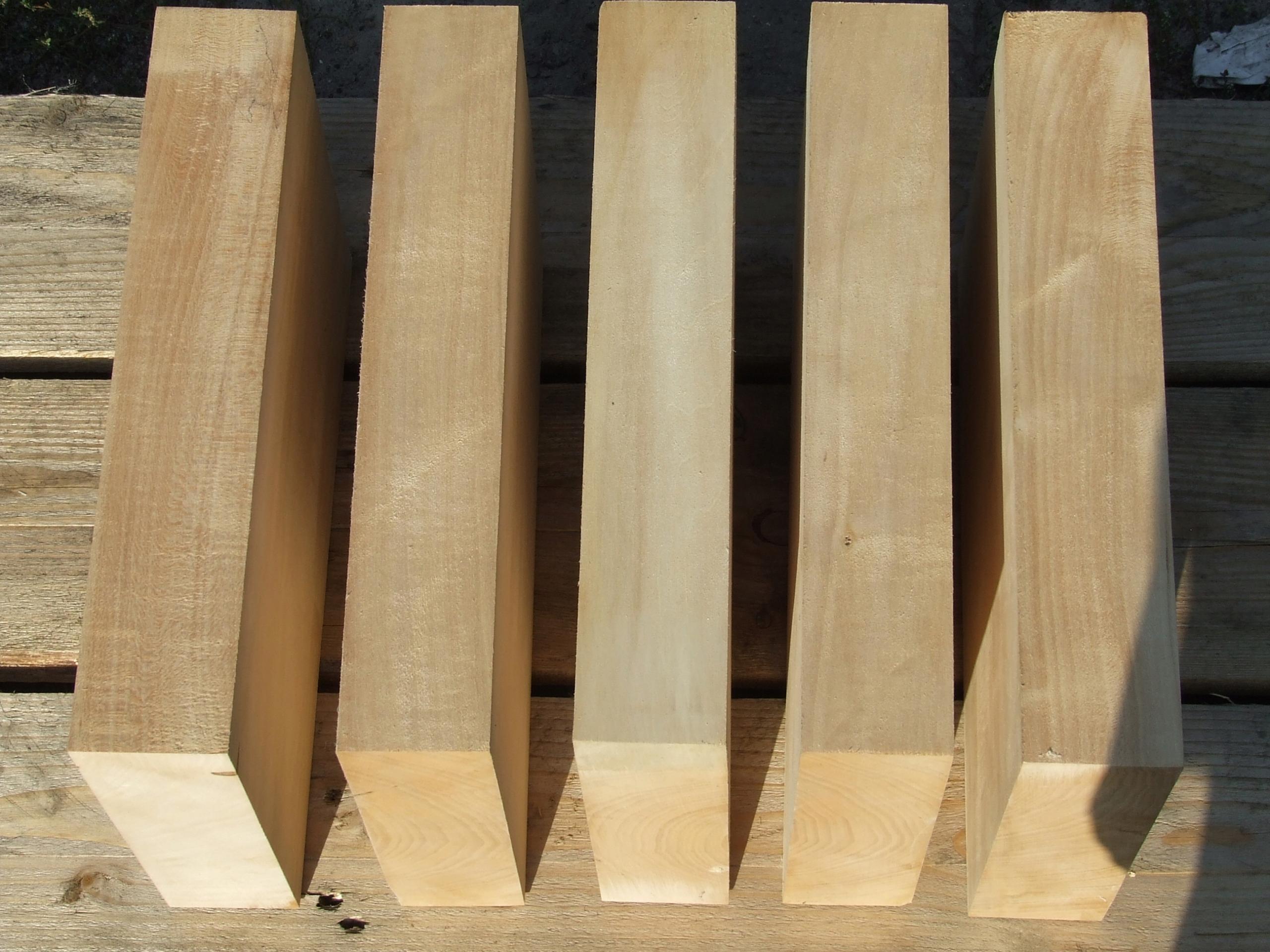 Lipa 5,3x21x30 Deska rzeźba klocek lipowy drewno