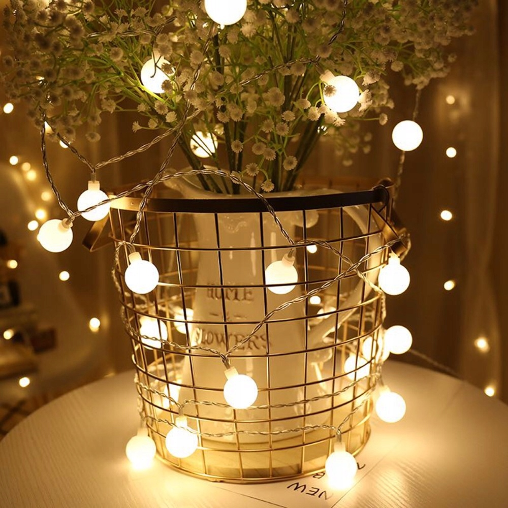 Lampki Led Girlanda 15m Dekoracja święta Hit 7619750019
