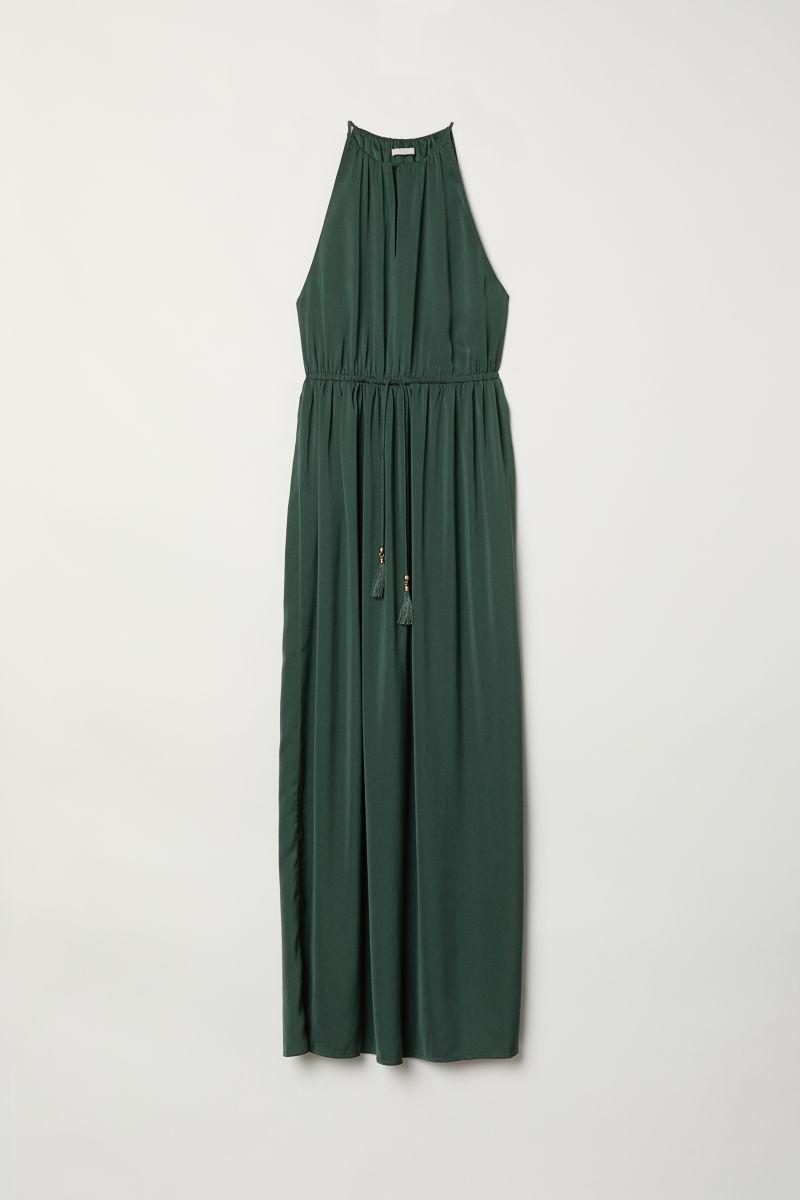 af03ea3a65 h m długa sukienka OKAZJA dostawa gratis r.44 - 7419414233 ...