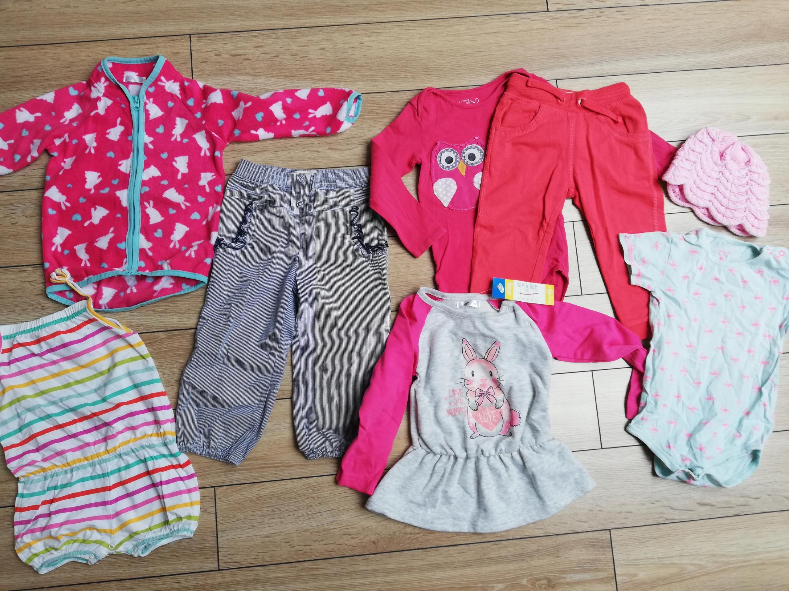 4aa36f7a8c ubranka dla dziewczynki spodnie Reserved - 7648623213 - oficjalne ...
