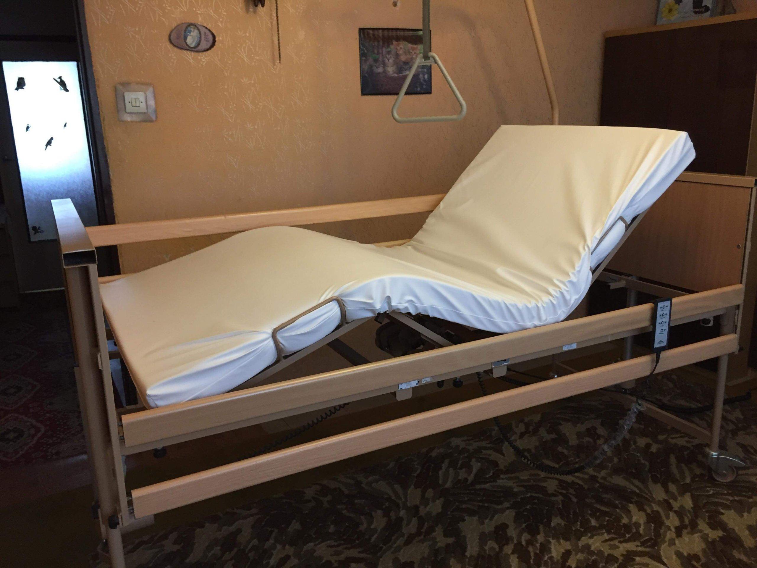 łóżko Rehabilitacyjne Sprzęt Medyczny 7233194182