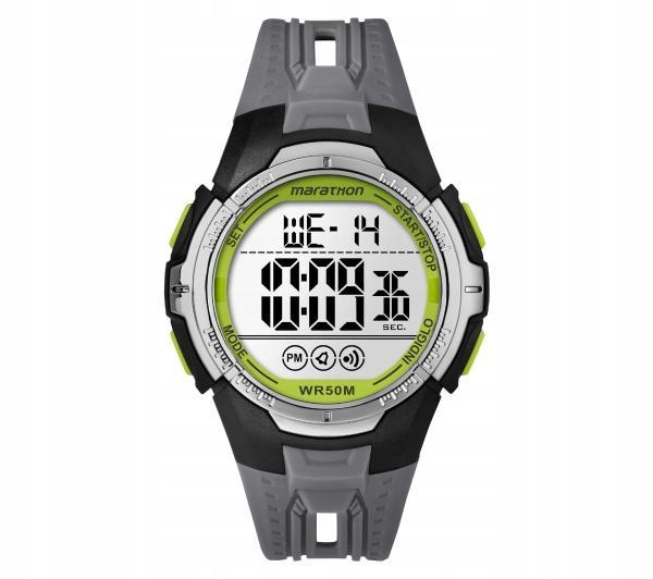 Zegarek sportowy Timex Marathon TW5M06700 TIMER
