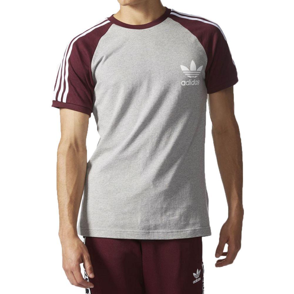 401413495 adidas Originals Koszulka Retro California Tu L - 7084213416 ...