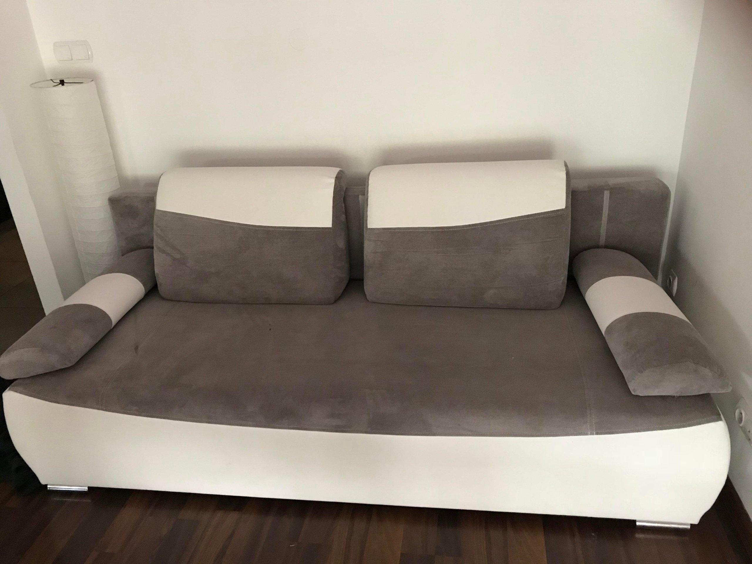 Sofa Denis Z Funkcją Spania Salon Agata