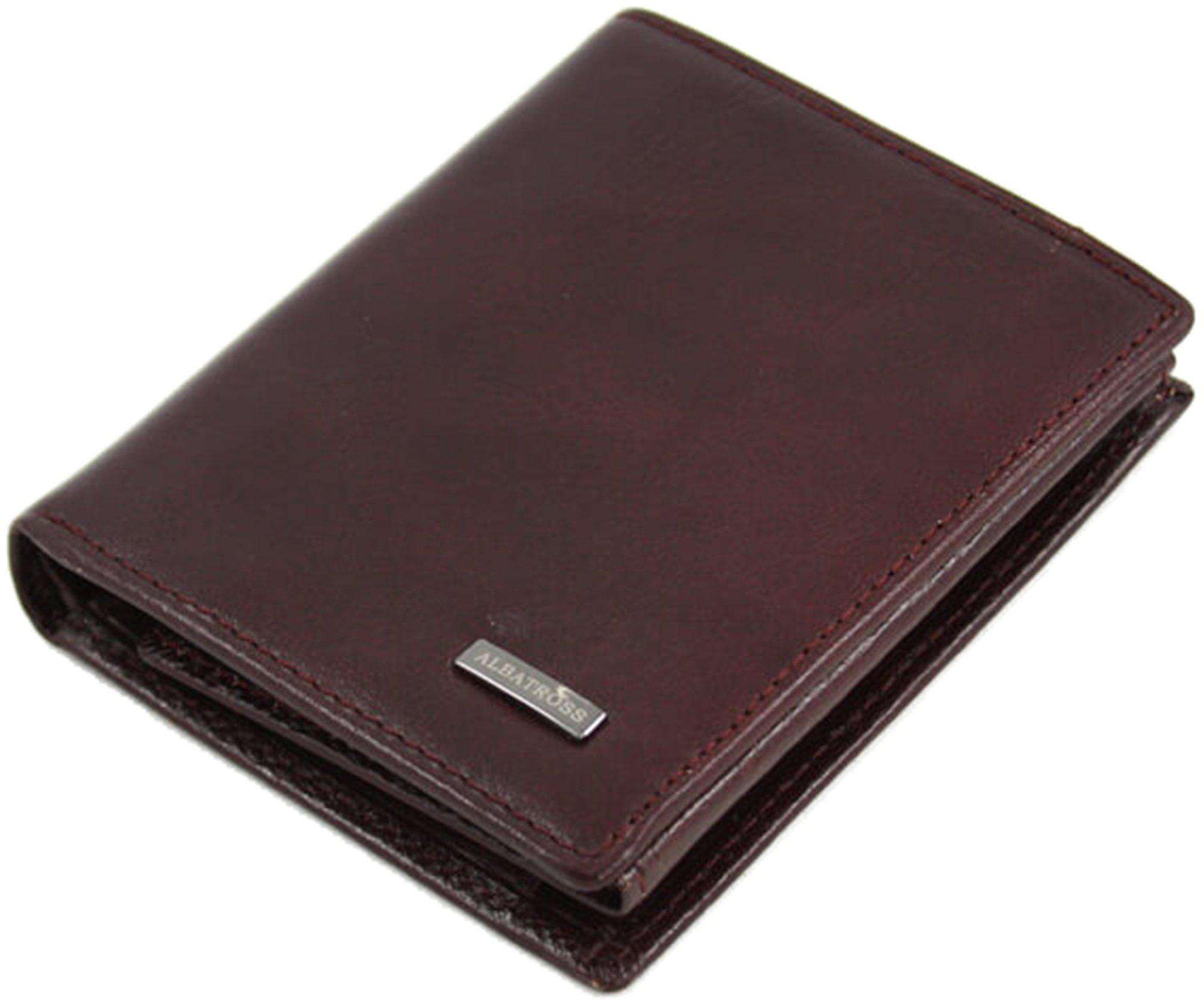 8f4fd5d13f163 Bardzo mały portfel męski Albatross