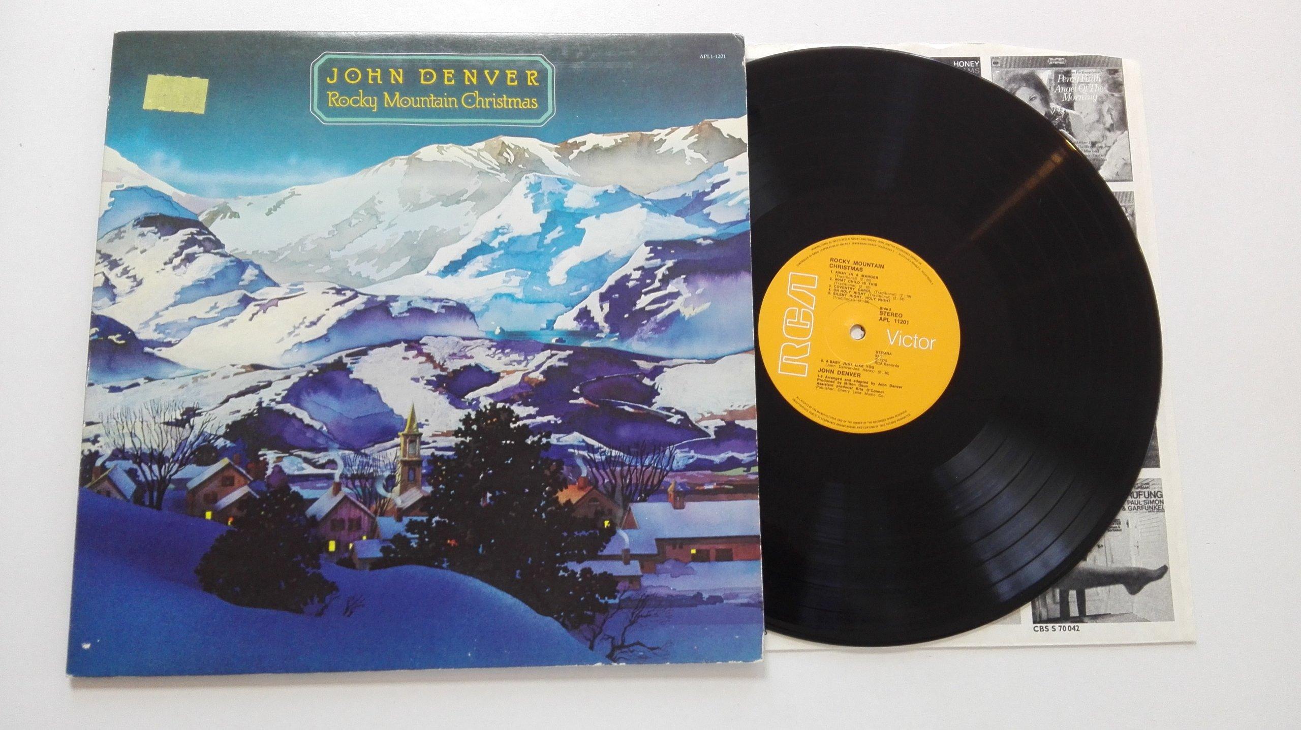 John Denver Rocky Mountain Christmas - 7142719184 - oficjalne ...