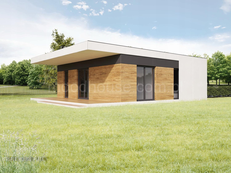 Wspaniały MOODHOUSE - dom modułowy gotowy w 7 dni. - 7445962793 - oficjalne ZY15