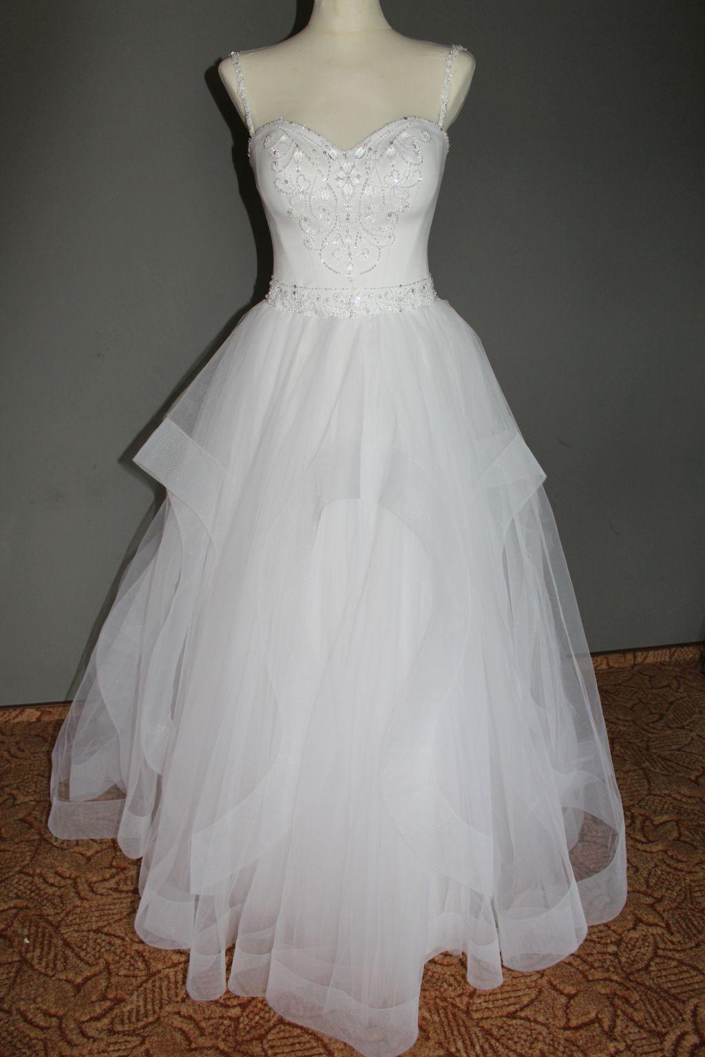 Suknia ślubna R 38 Piękna Efekt Motyla Cudo 7192447928 Oficjalne