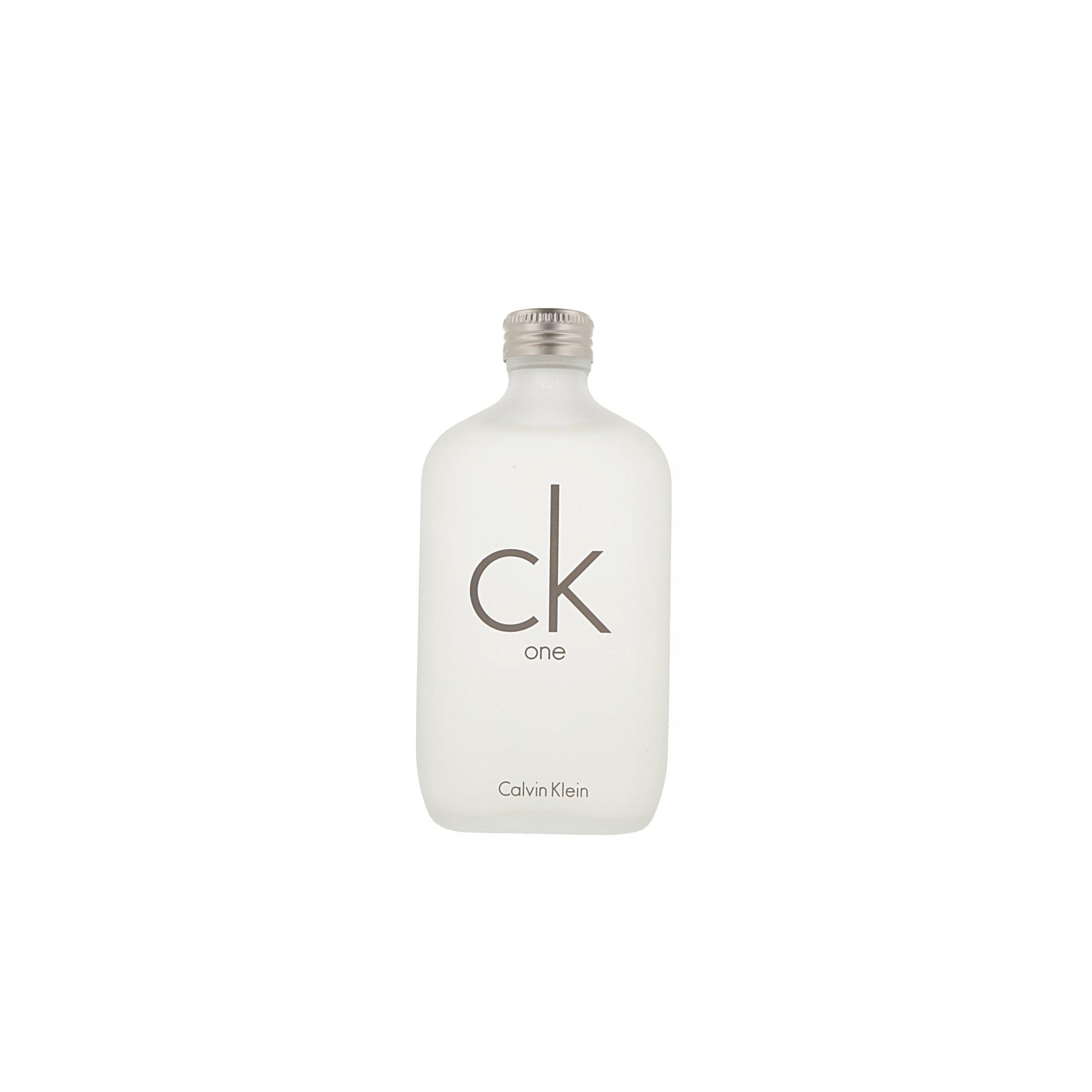 bc1c073b3 Calvin Klein CK One woda toaletowa spray 200ml - 7339837975 ...