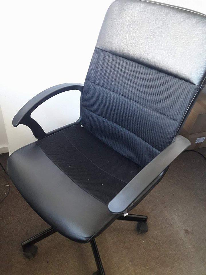 Krzesło Obrotowe Fotel Biurowy Renberget Ikea 7321810430