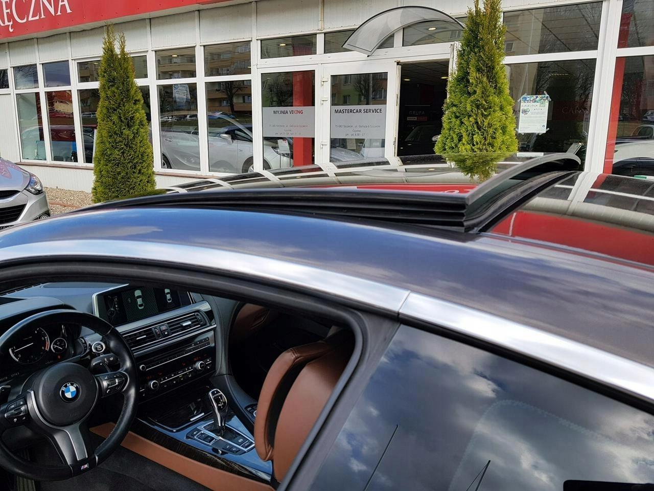Najnowsze BMW 640 4.0 d Mpakiet Lift Gwarancja Salon - 7531748331 IQ12