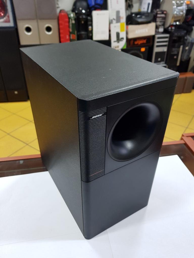 Subwoofer Bose Acoustimass 3 Series Iv Gwa Stan Db 7203331398 V Black