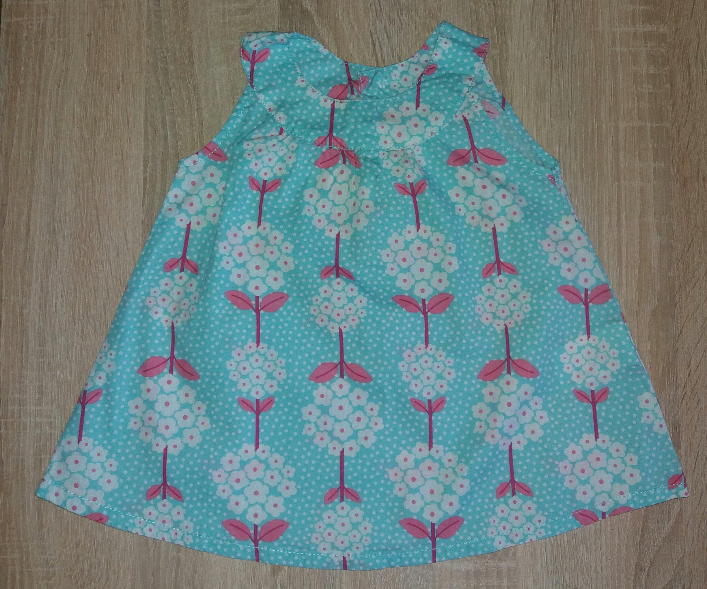 43249afc0e H M 62 sukienka letnia - 7393565003 - oficjalne archiwum allegro