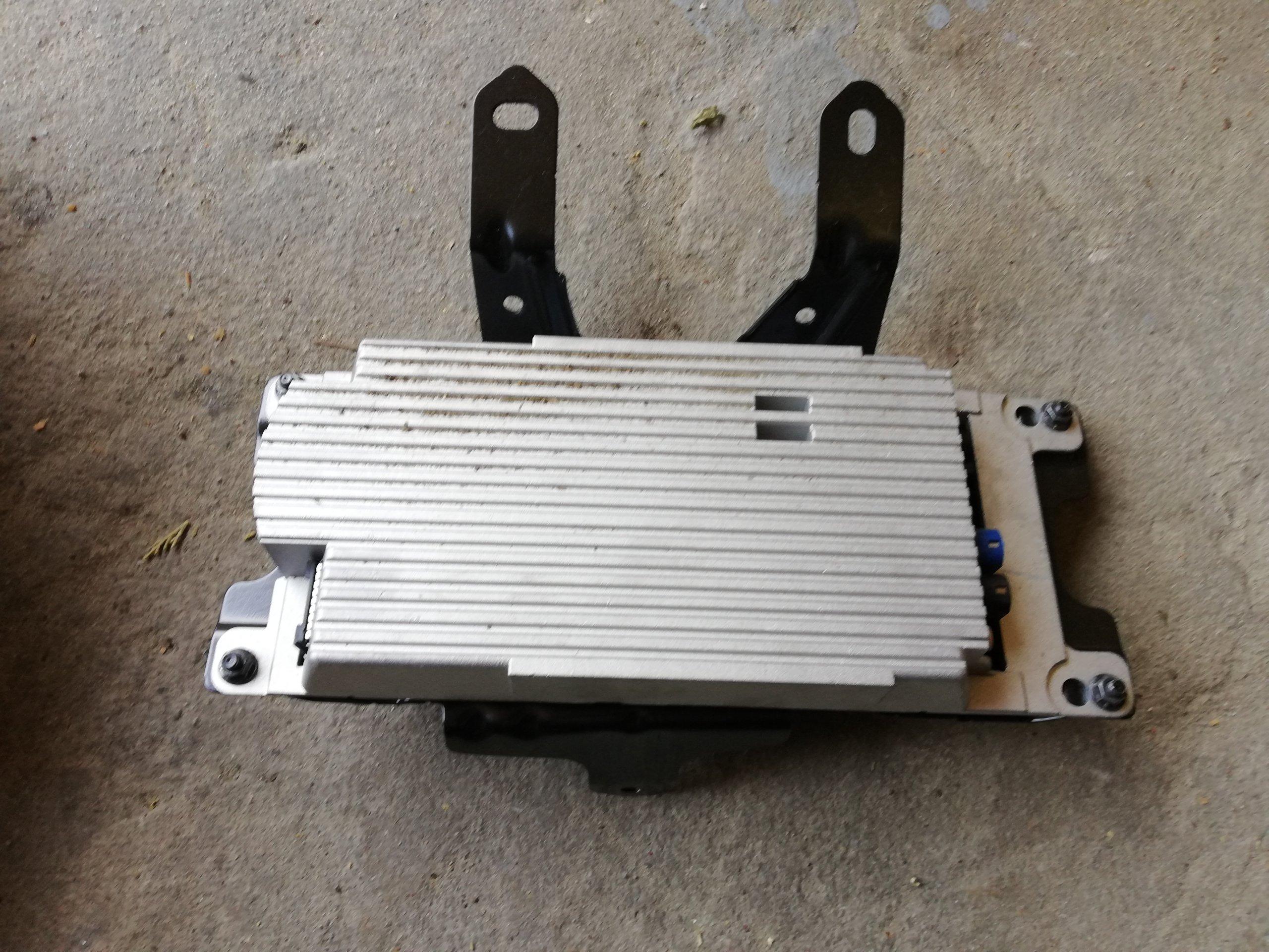 COMBOX TELEMATIC BMW F10 F11 F07 F30 F01 9257153 - 7281768754