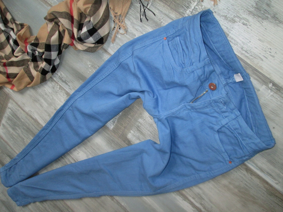 d28016d8194f ZARA spodnie jeansy rurki SKINNY dżinsy 164 - 7629640734 - oficjalne ...
