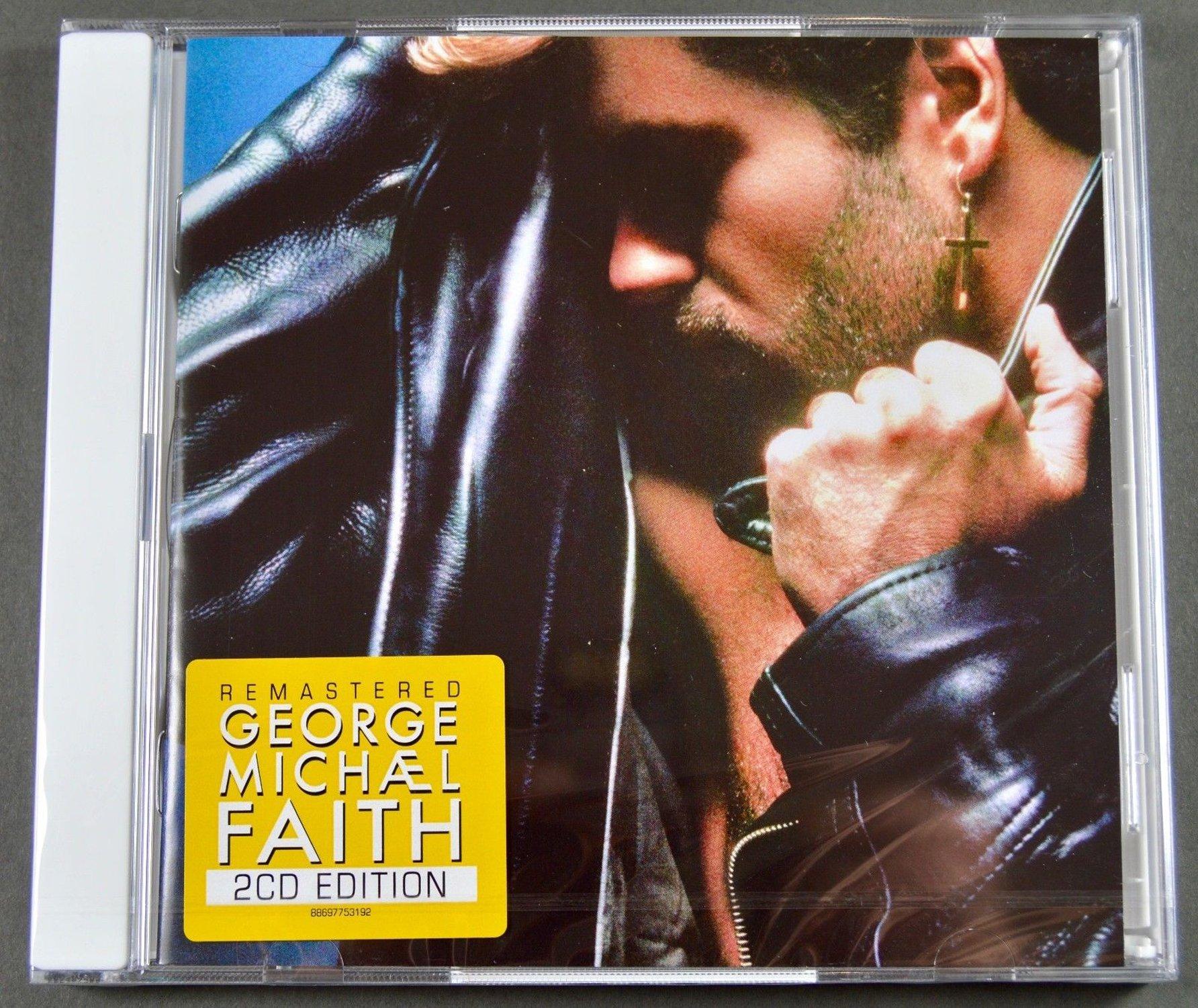 MICHAEL GEORGE FAITH 2CD REMASTERED EDITION FOLIA