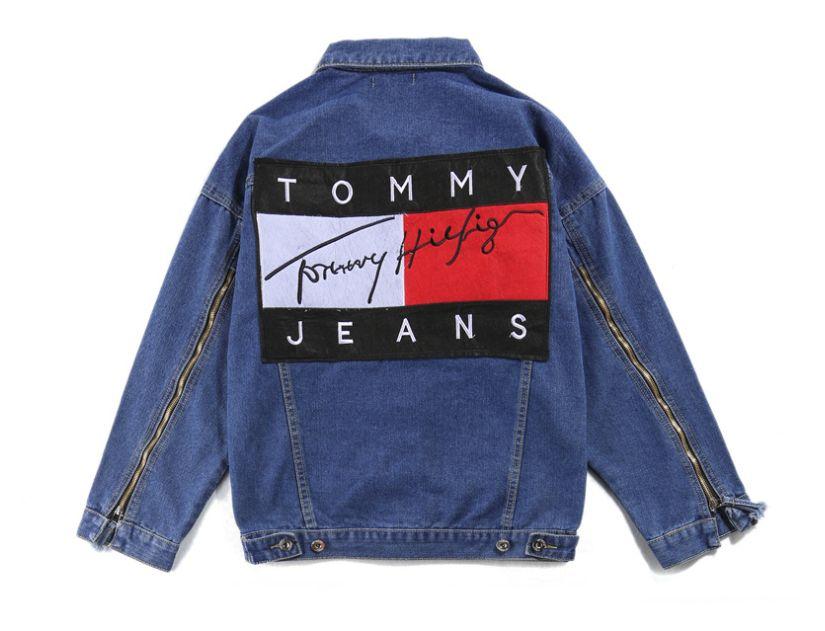 25c335daeef3f Kurtka jeans denim Tommy Hilfiger katana HIT - 7447771703 ...