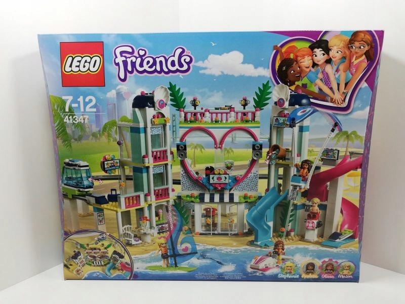 Lego Friends 41347 Kurort W Heartlake 7495872280 Oficjalne