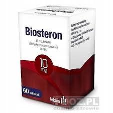 Biosteron, tabletki, 10 mg, (DHEA), 60 szt