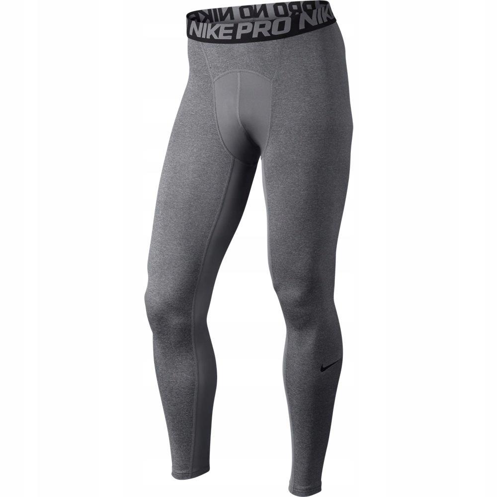 Spodnie - Getry termoaktywne NIKE PRO COOL roz. M