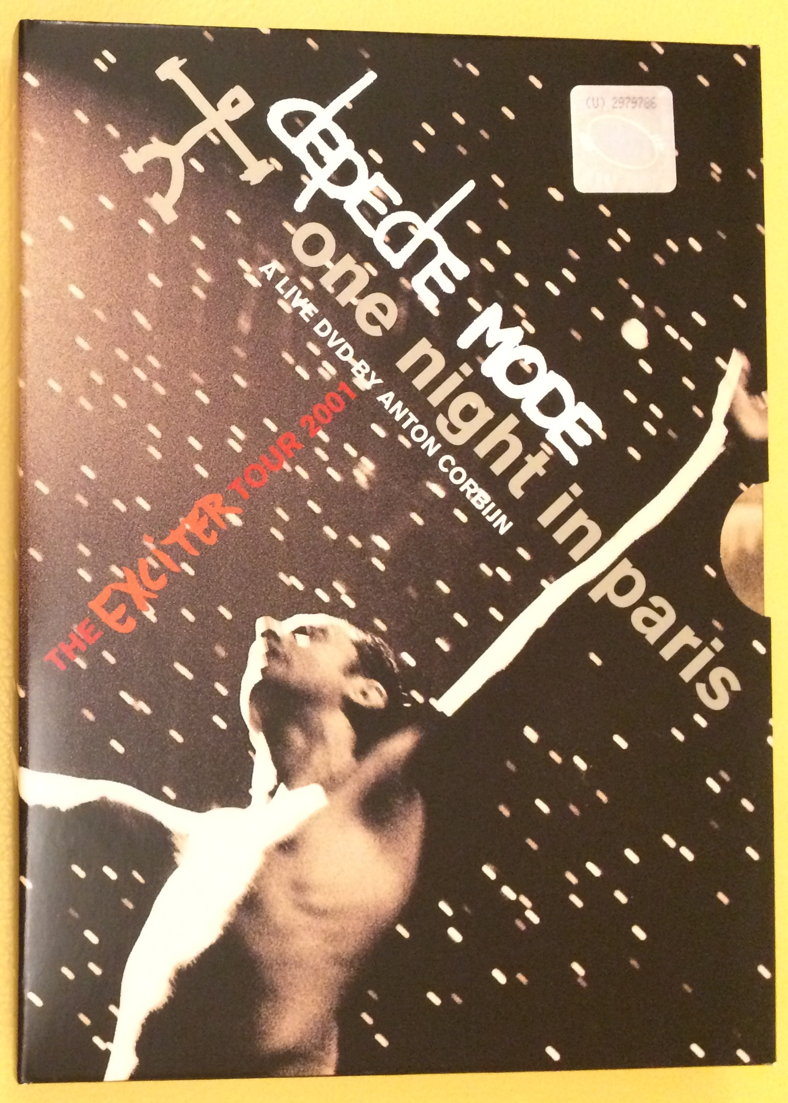 Depeche Mode - One Night In Paris (2002) [2DVD]