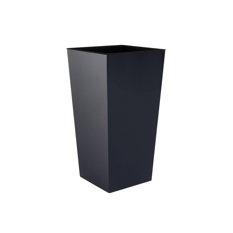453f17 Doniczka Czarna Plastikowa Wys 42 Cm Okj