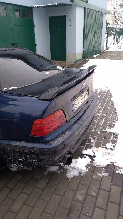 Spoiler Lotka BMW E AC Schnitzer Coupesedan - E36 ac schnitzer spoiler