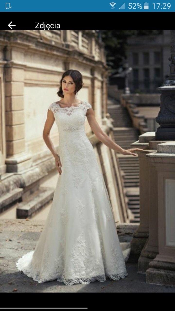 Suknia ślubna Annais Bridal Danielle 3638 7220935806 Oficjalne