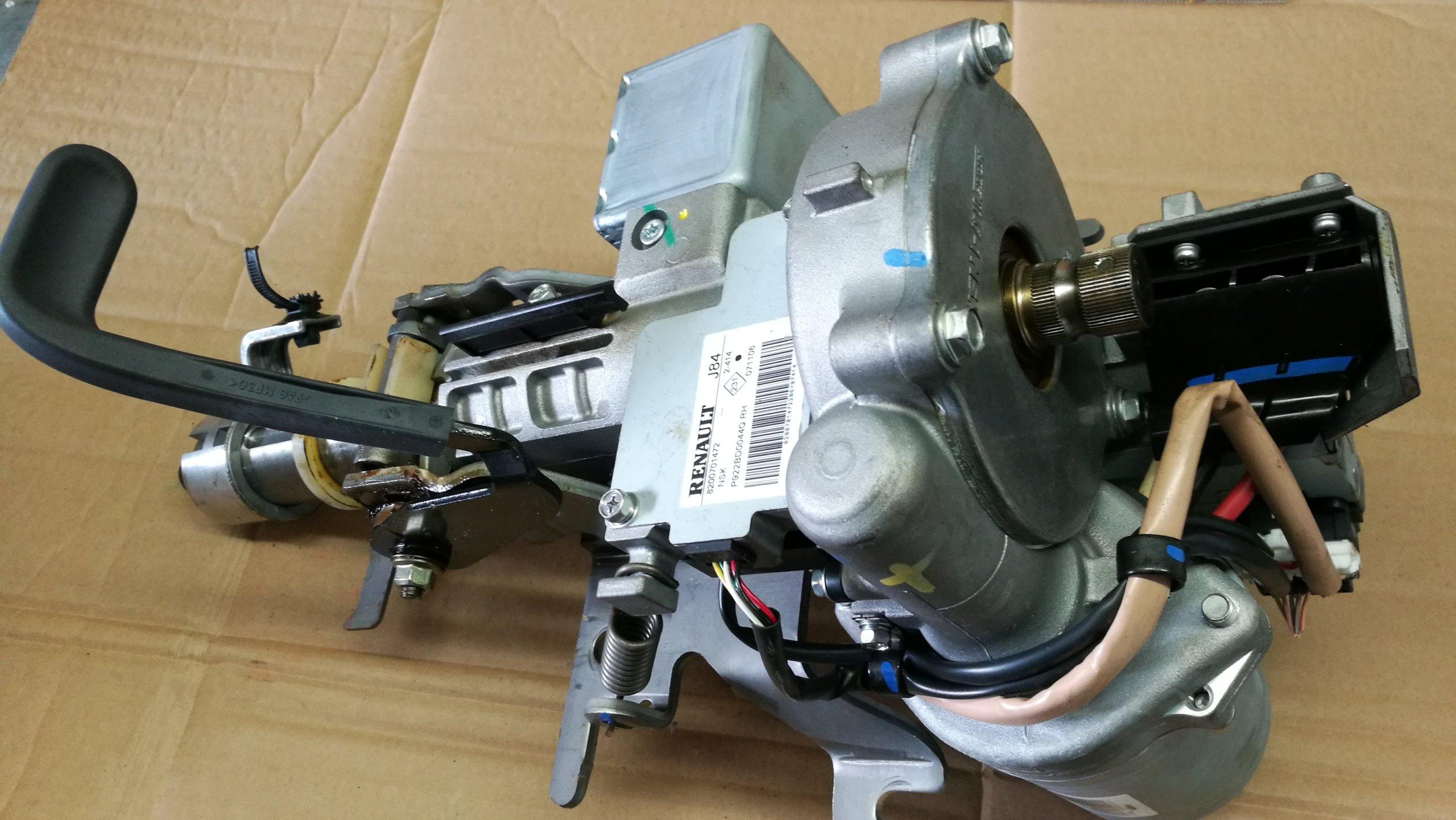 Poważne 8200701472-J84 wspomaganie elektryczne Renault - 6987138121 MI32