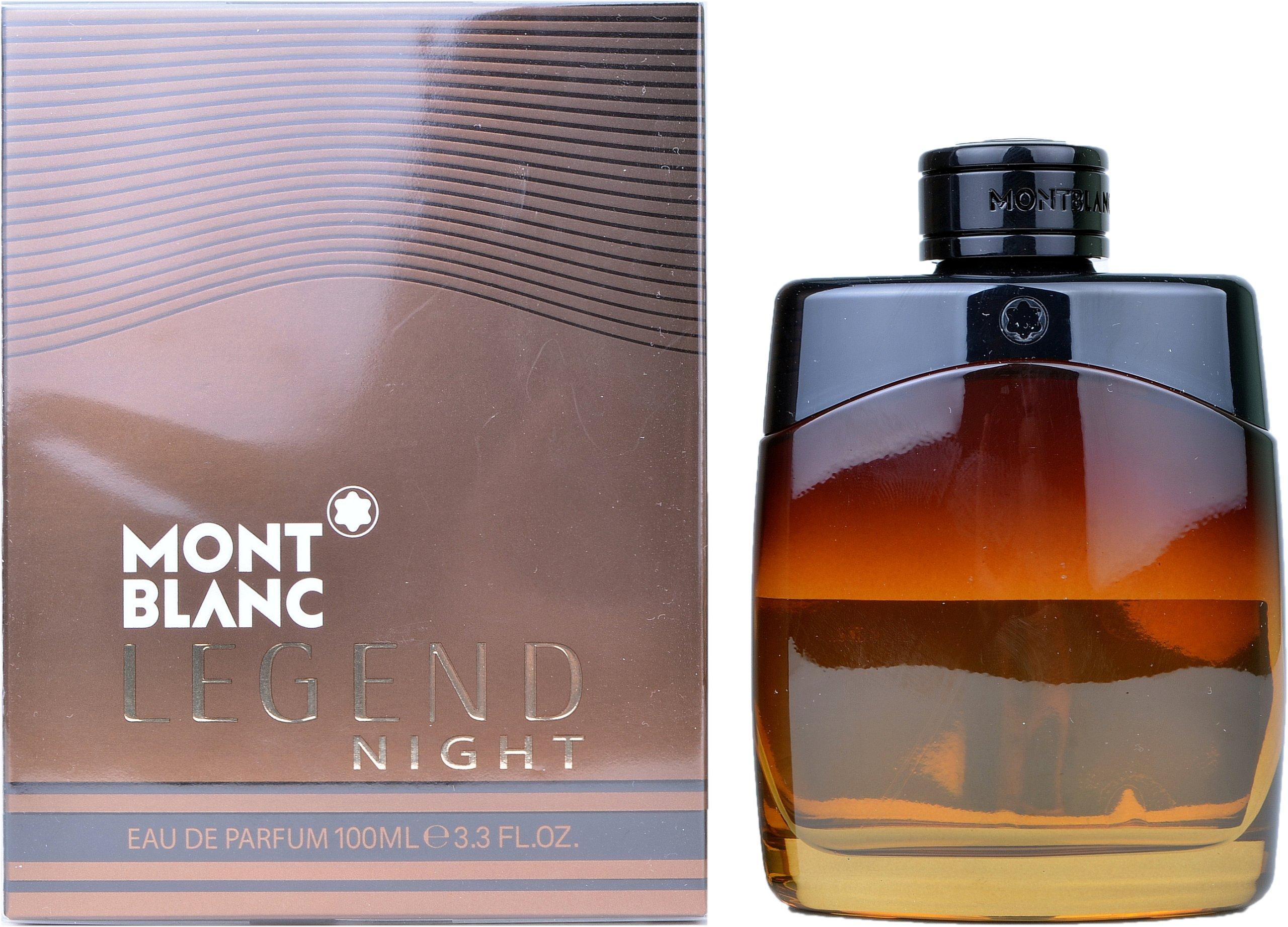 Mont Blanc Legend Night 100ml Edp Men Produkt 7167798777 Parfum Original For