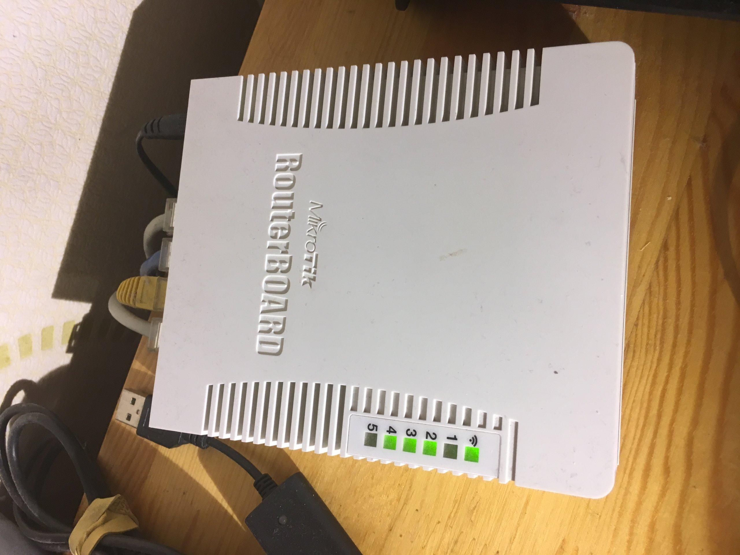 Router Mikrotik Rb951g 2hnd Jak Nowy Wifi Gigabit 7180699521