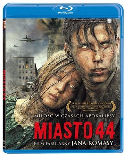 MIASTO 44 Blu-ray Folia