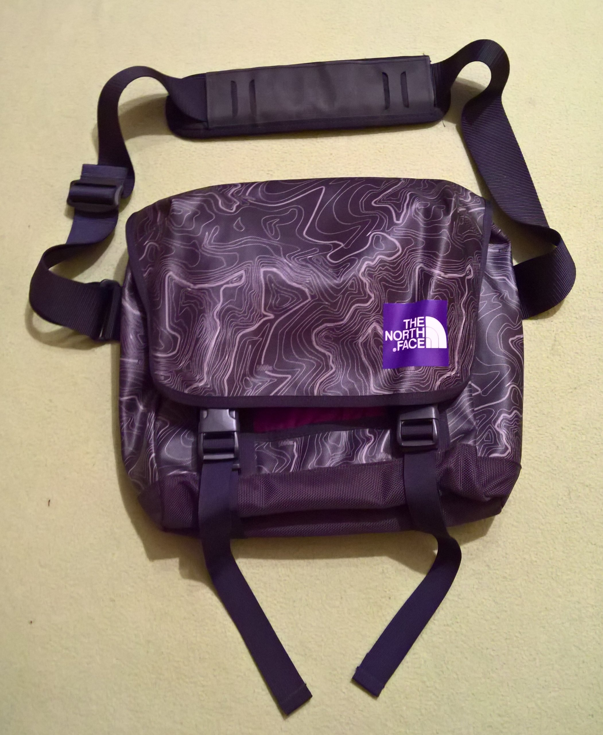 105fe5e5a2 THE NORTH FACE BASE CAMP MESSENGER 9i TORBA OKAZJA