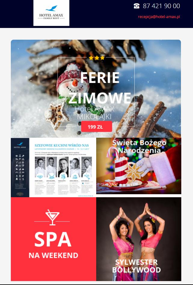 Noclegi - Ferie zimowe, Pokoje, Święta, Sylwester