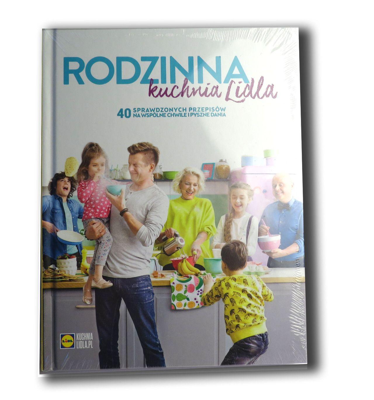 Rodzinna Kuchnia Lidla Ksiazka Karol Okrasa Daria 7062724345