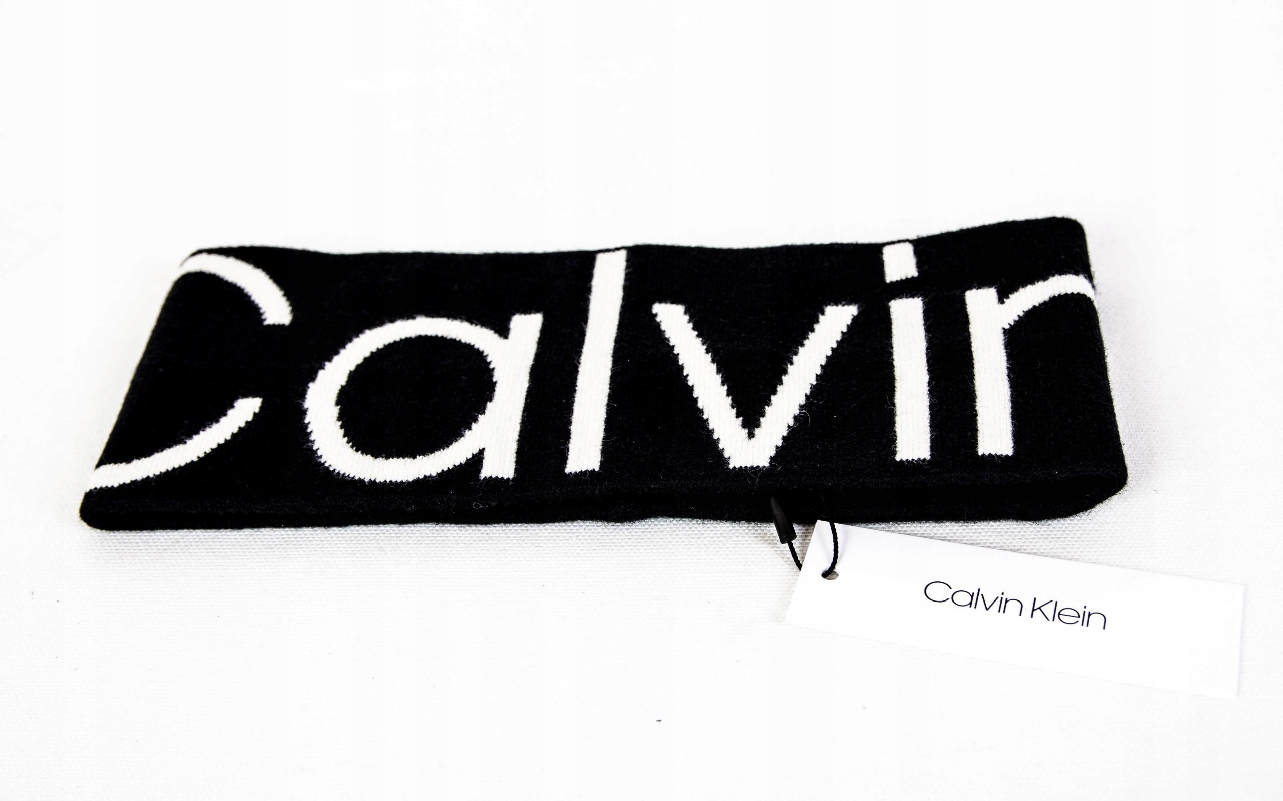 OPASKA NA GŁOWĘ CALVIN KLEIN (clk75)