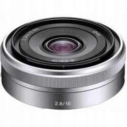 Obiektyw Sony E 16mm F2,8 SEL16F28 UV KRK