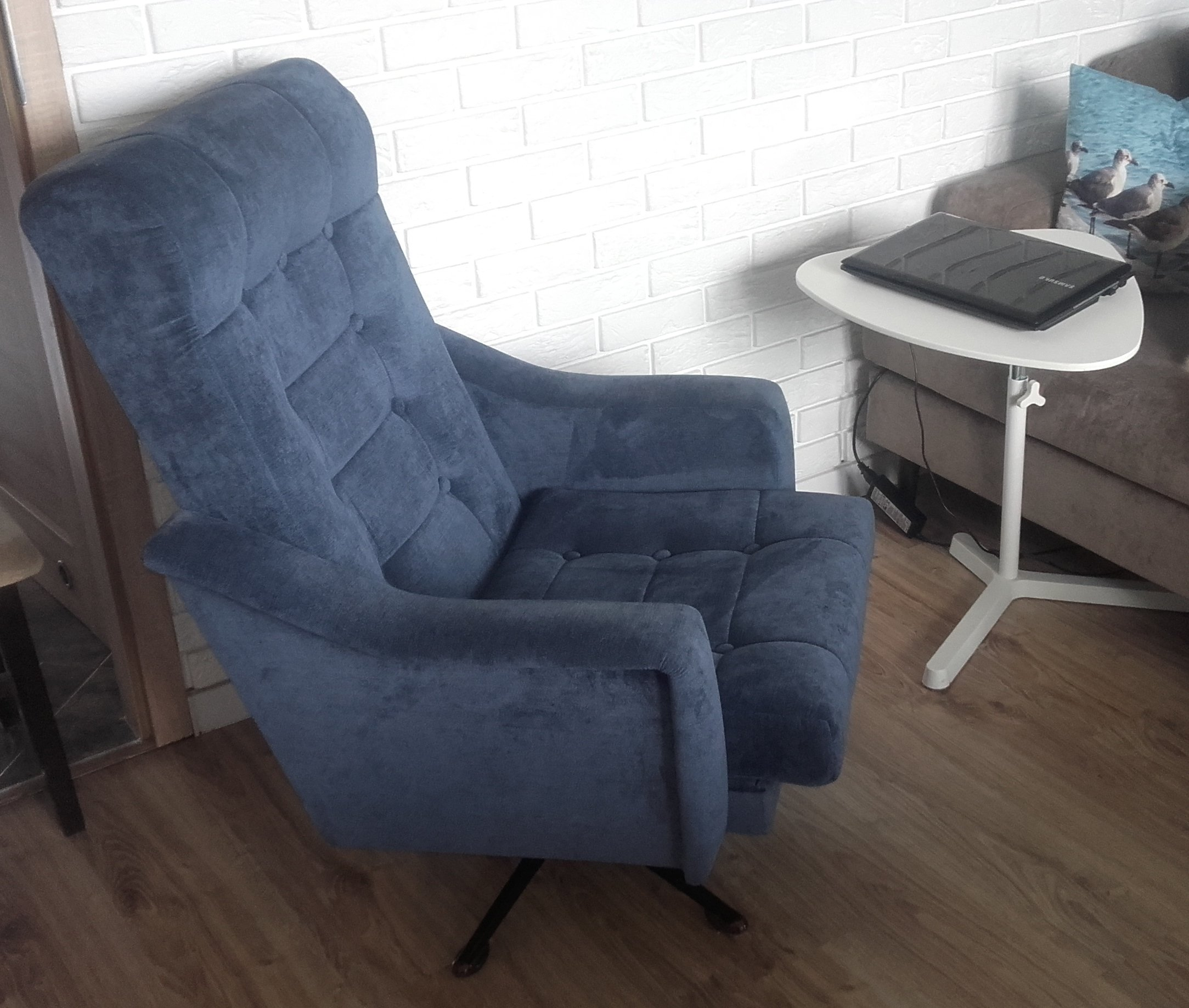 Fotel Prl Obrotowy 6859857786 Oficjalne Archiwum Allegro