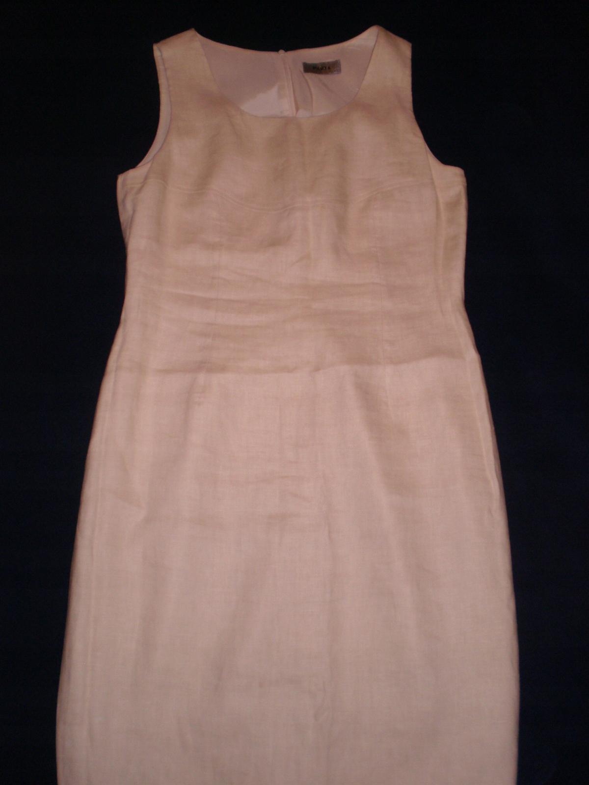 c37ede95ab PABIA sukienka lniana