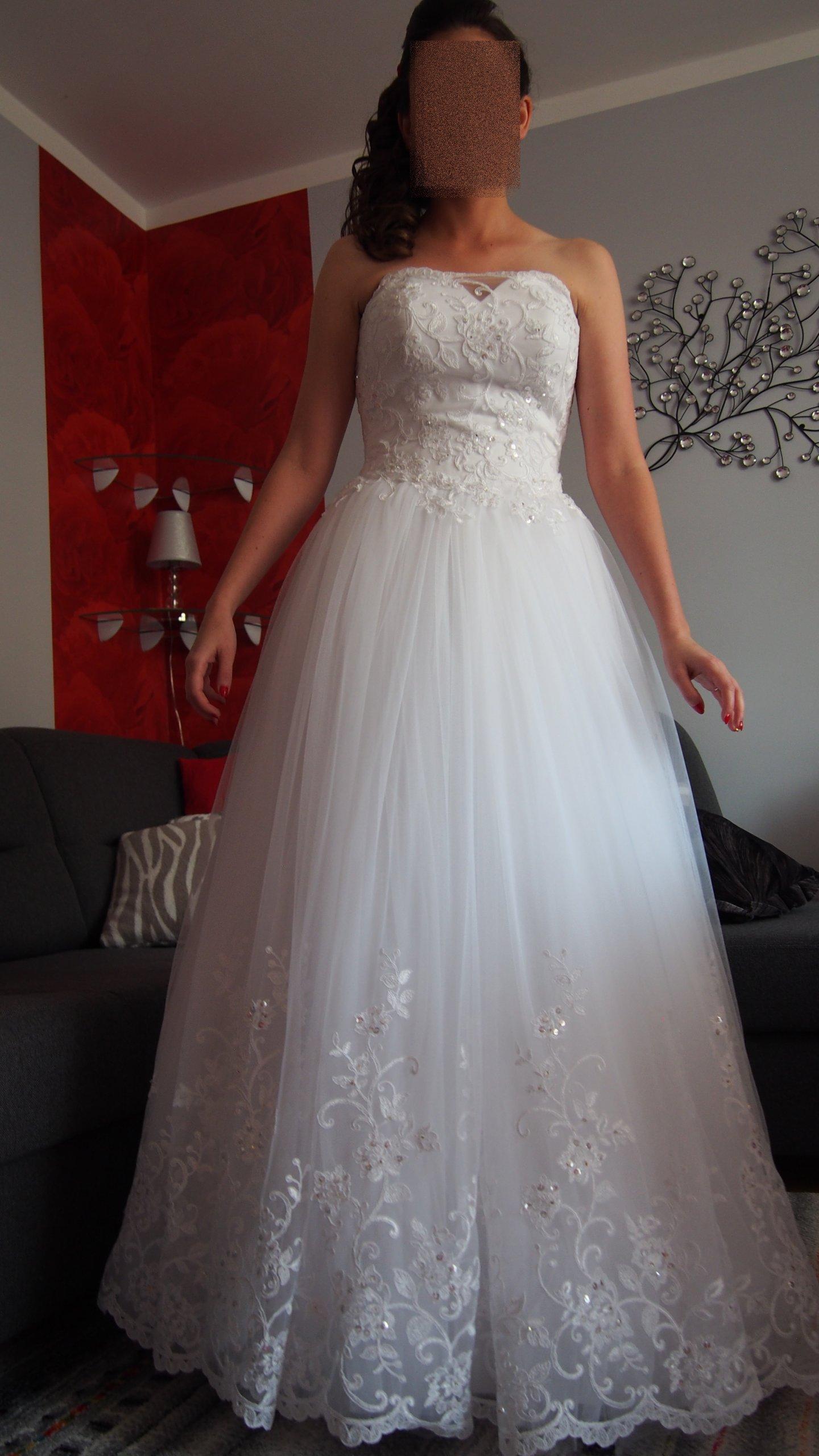 Suknia ślubna Afrodyta Yes Gratisy 7104333989 Oficjalne
