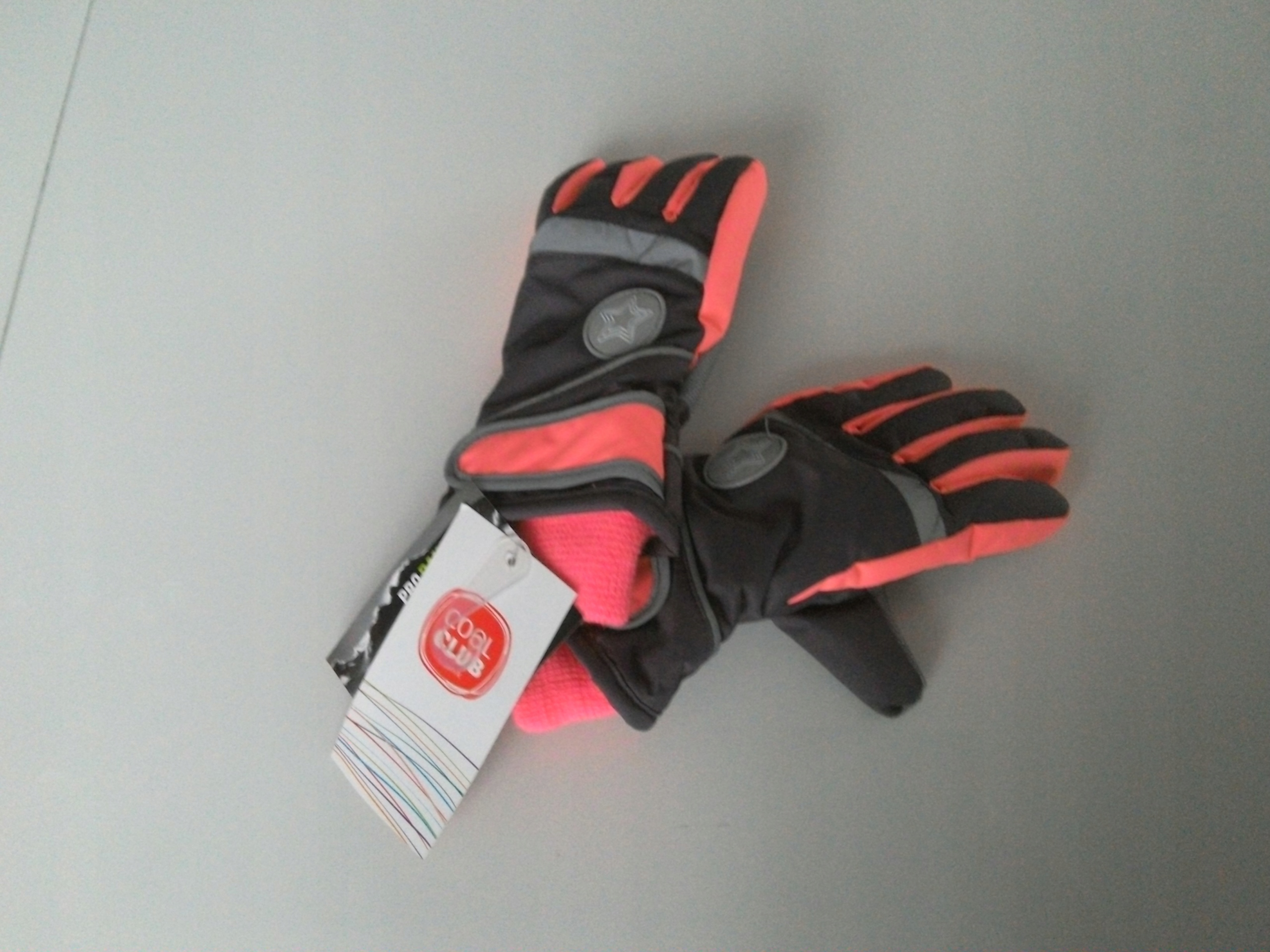 Cool Club śliczne rękawiczki narciarskie r.116/128