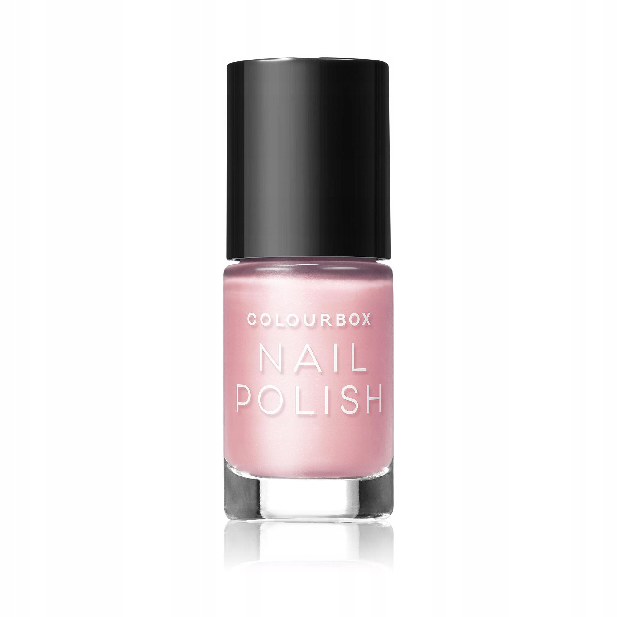 Oriflame Lakier do paznokci Colourbox PEARLY PINK
