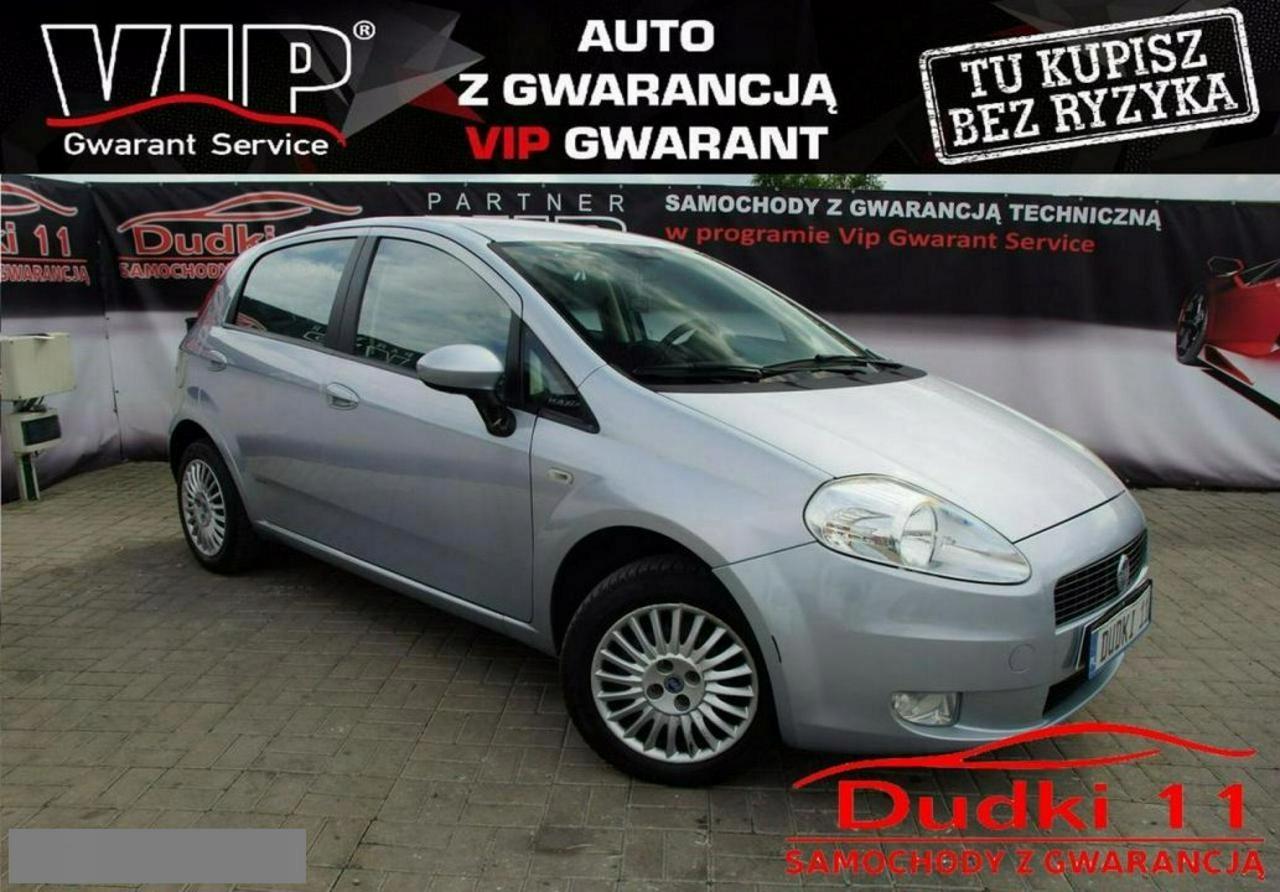 Fiat Grande Punto GRANDE 1,4b DUDKI 11