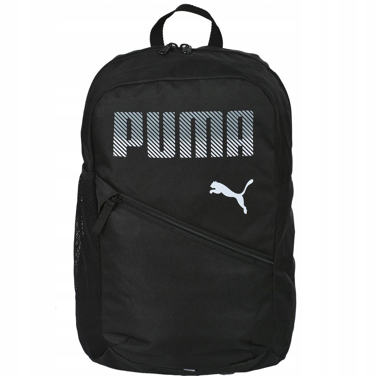 e1a8f0a418e85 Plecak PUMA Szkolny Sportowy (075483-01) B-R - 7509922314 ...