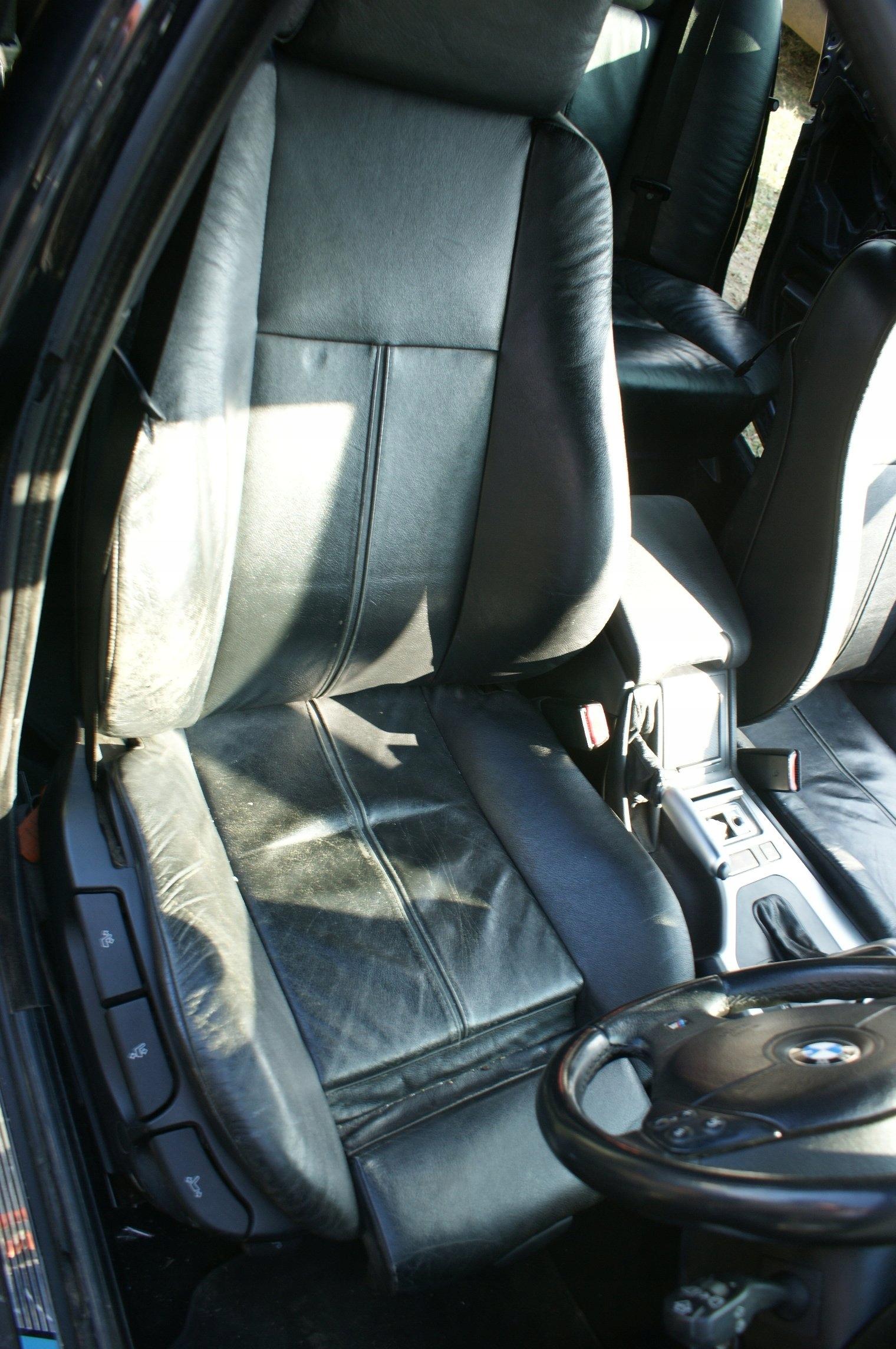 Bmw E39 Fotele Sportsitze M Pakiet 7562465344 Oficjalne Archiwum
