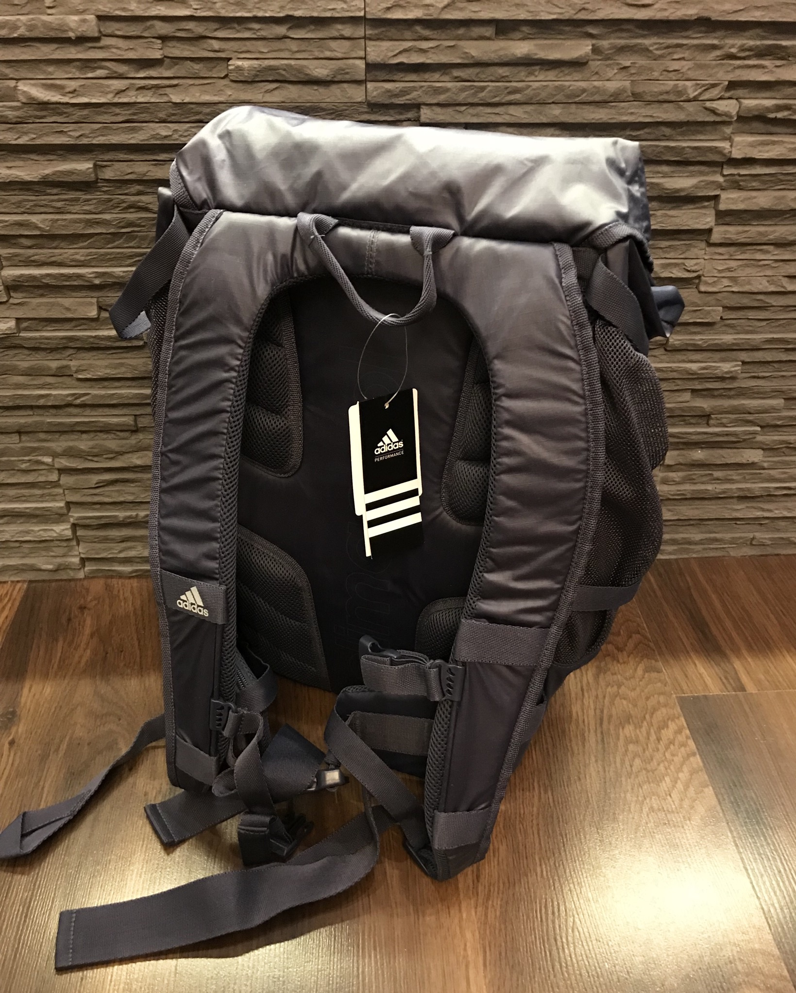 Plecak Adidas - Outdoor Backpack Active Top - 7093939475 - oficjalne ... a8b220f4377a9